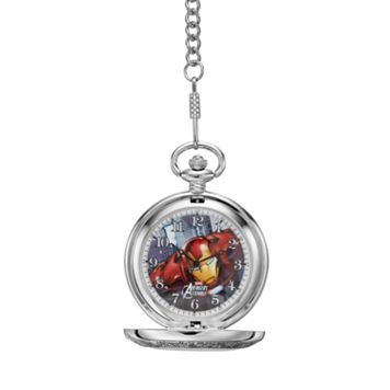 Iron Man Men's Pocket Watch