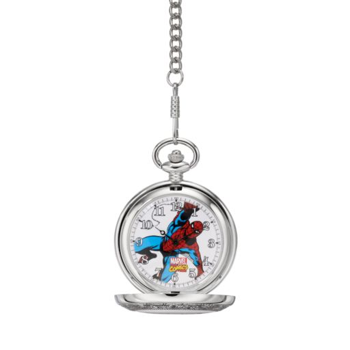 Marvel Spider-Man Men's Pocket Watch
