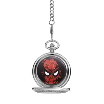 Spider-Man Men's Pocket Watch
