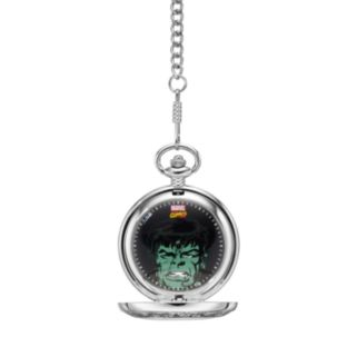 Incredible Hulk Men's Pocket Watch