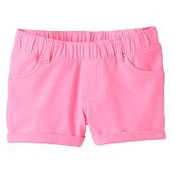 Toddler Girl Jumping Beans® Solid French Terry Shorts