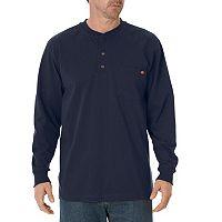 Dickies Heavyweight Henley - Men