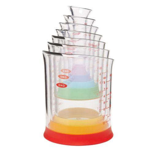 OXO 7-pc. Liquid Measuring Beaker Set