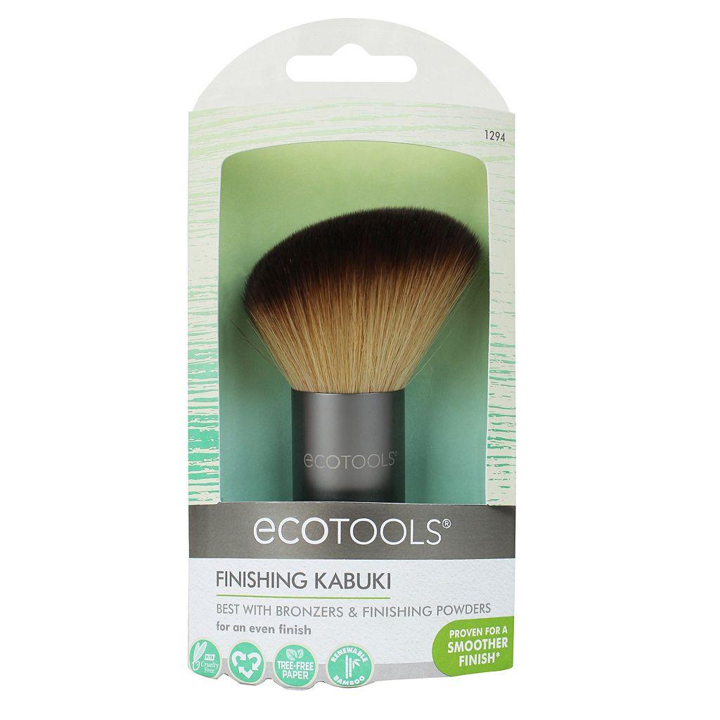 EcoTools Finishing Kabuki Brush
