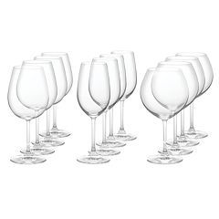 Marquis by Waterford 12 pc Vintage Crystal Wine Glass Set