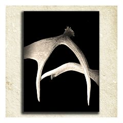 ''Antler'' Alphabet Wall Art