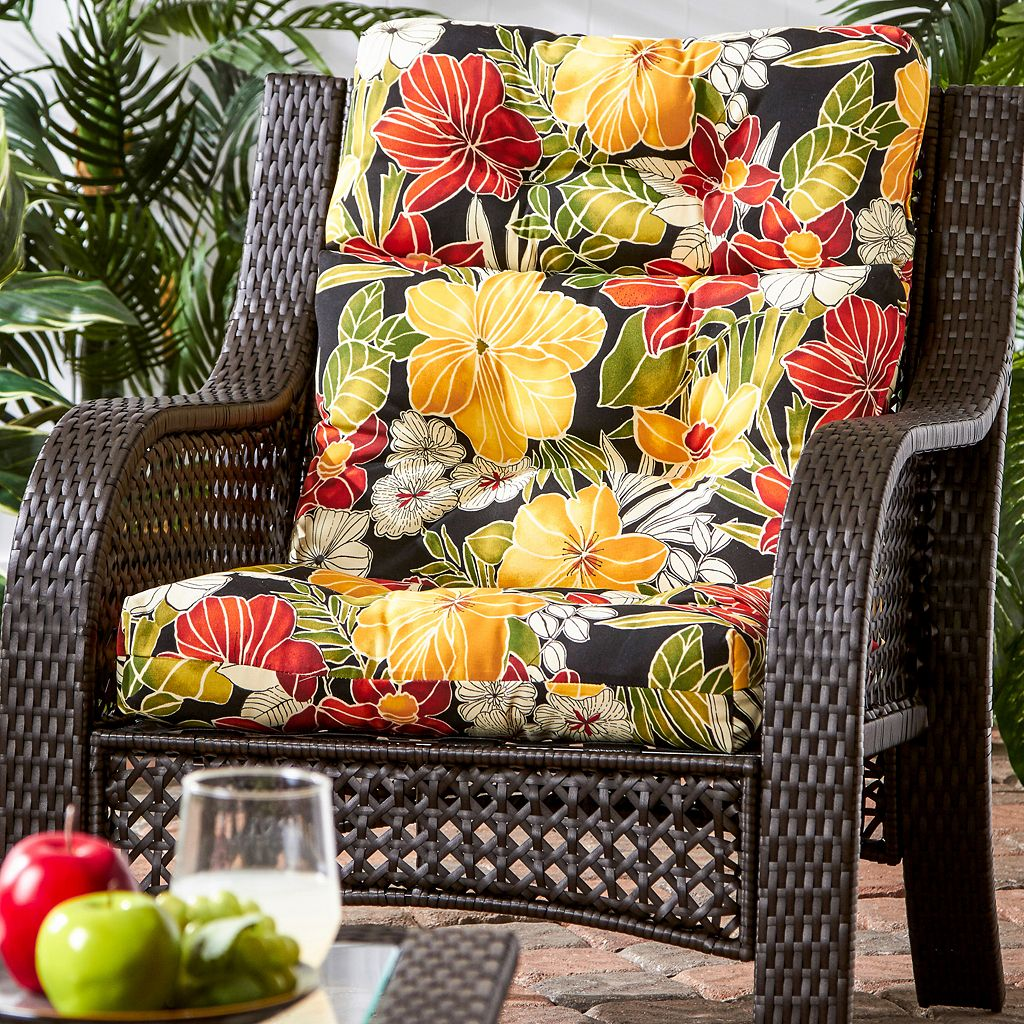 Greendale Home Fashions High-Back Cushion