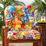 Greendale Home Fashions Outdoor Seat & Back Cushion