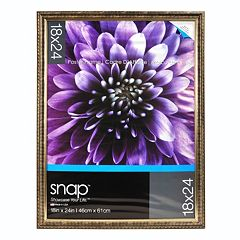 Textured Poster Frame