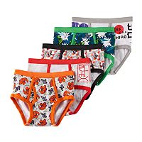 Boys Disney Big Hero 6 5-Pack Briefs