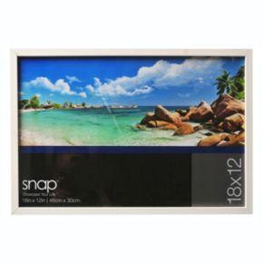 Basic White Photo Frame