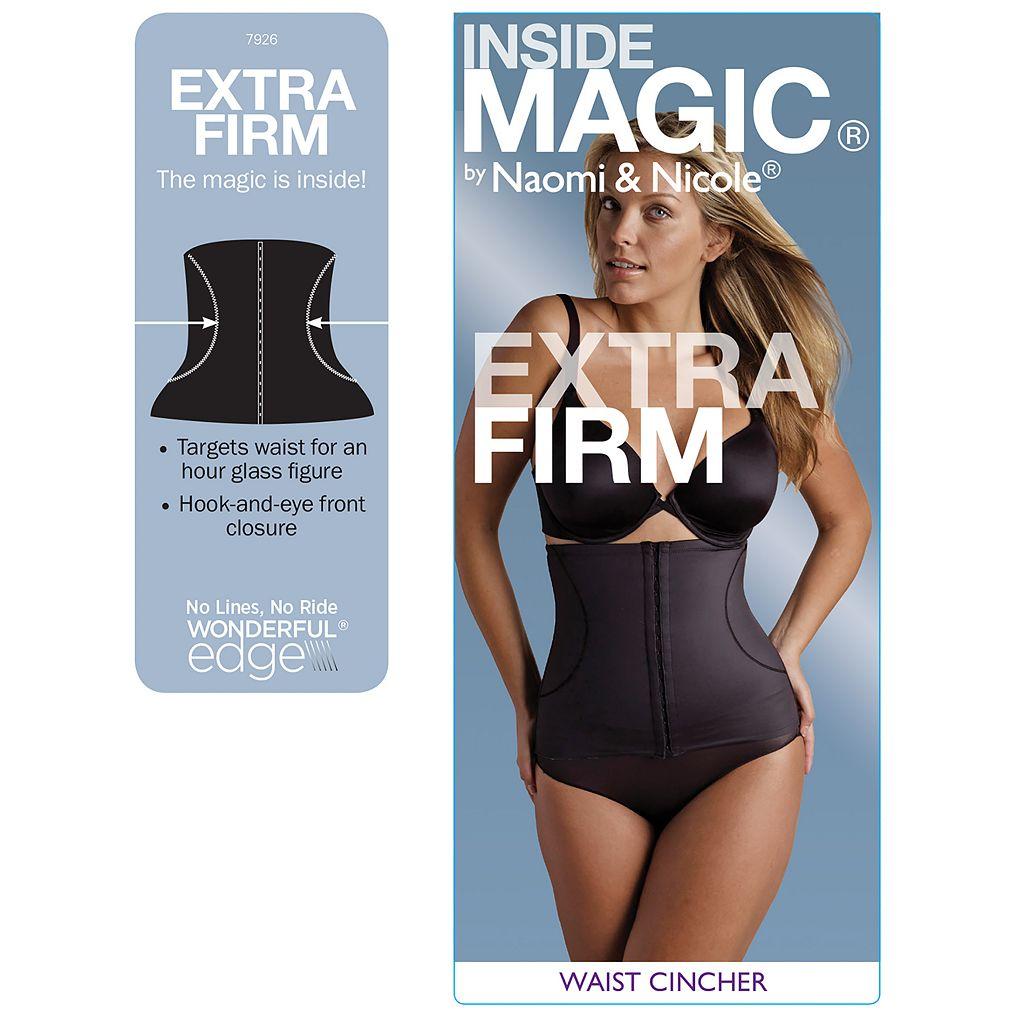 Naomi & Nicole Inside Magic Extra Firm Waist Cincher 7926
