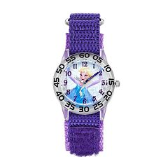 Disney's Frozen Elsa Kids' Time Teacher Watch