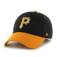 Youth '47 Brand Pittsburgh Pirates Short Stack Adjustable Cap