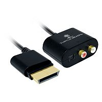 Turtle Beach Audio Adapter Cable for Xbox 360
