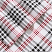 Printed Deep-Pocket Flannel Sheets