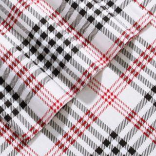 Printed Deep-Pocket Flannel Sheets