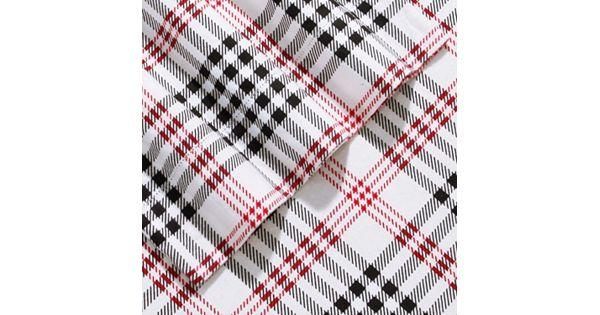 Printed Deep Pocket Flannel Sheets