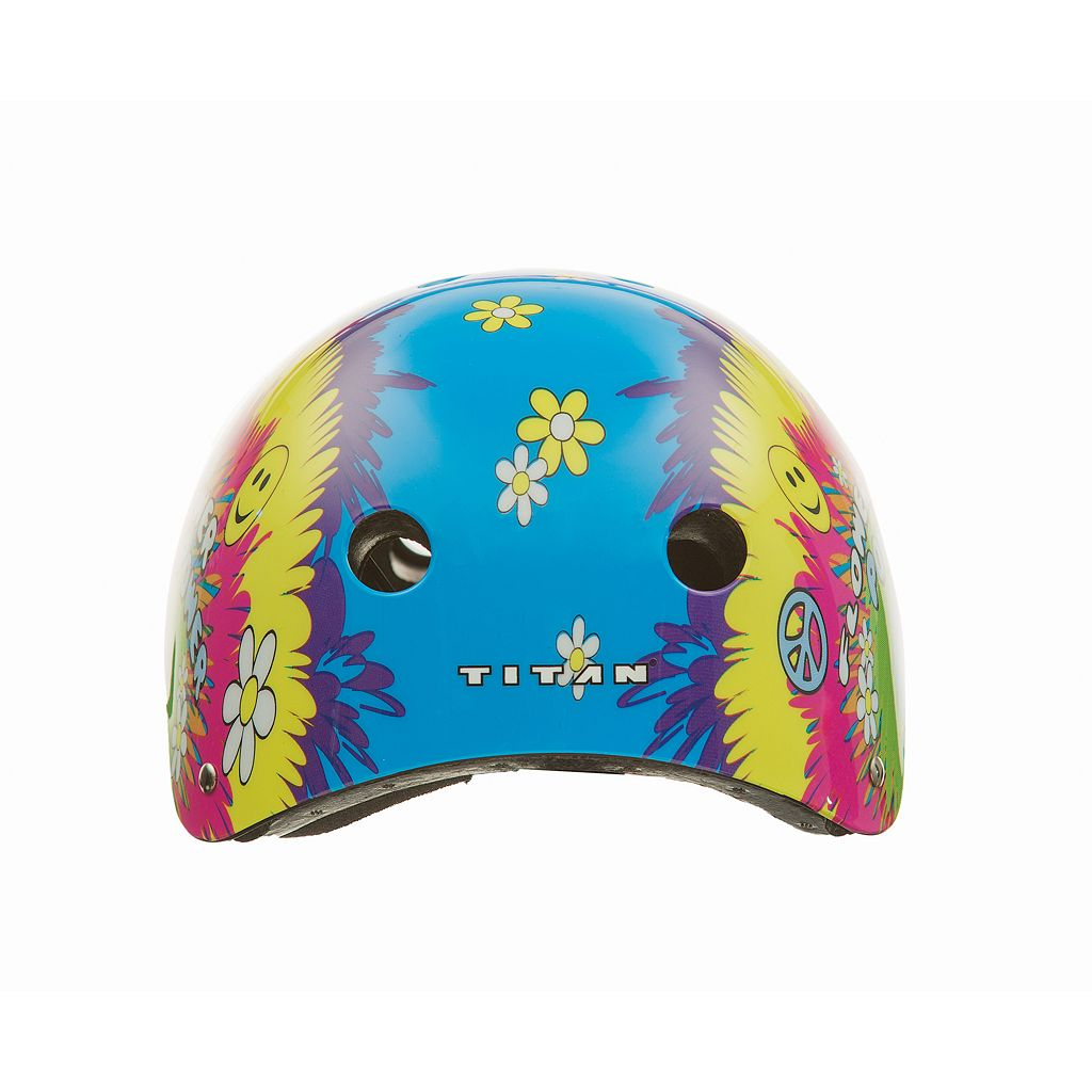 Titan Flower Power Multi-Sport Helmet - Kids