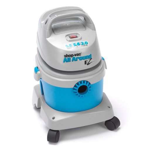 Shop-Vac All Around 1.5-Gallon Wet and Dry Vacuum