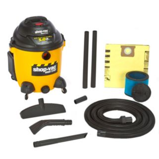 Shop-Vac Right Stuff 12-Gallon Wet and Dry Vacuum