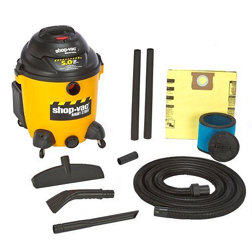 Shop-Vac Right Stuff 12-Gallon Wet & Dry Vacuum