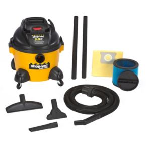 Shop-Vac Right Stuff 6-Gallon Wet and Dry Vacuum