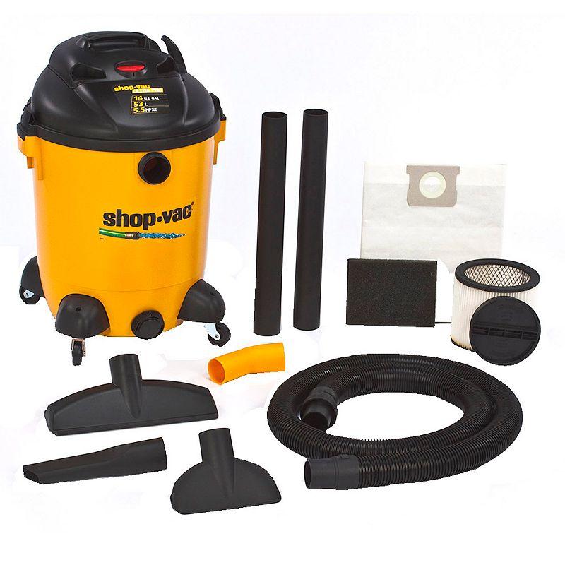 Shop-Vac 14-Gallon Wet & Dry Pump Vacuum