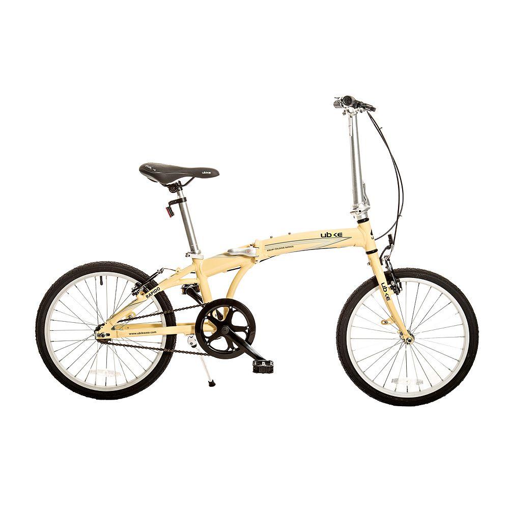 Ubike Rapido 20-in. Folding Bike