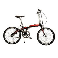 Ubike Metropolis 22-in. Folding Bike