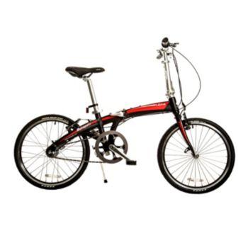 Ubike Metropolis 22-in. Folding Bike