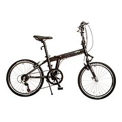 Ubike AllRounder 22-in. Folding Bike