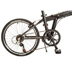 Ubike AllRounder 22-in. Folding Bike
