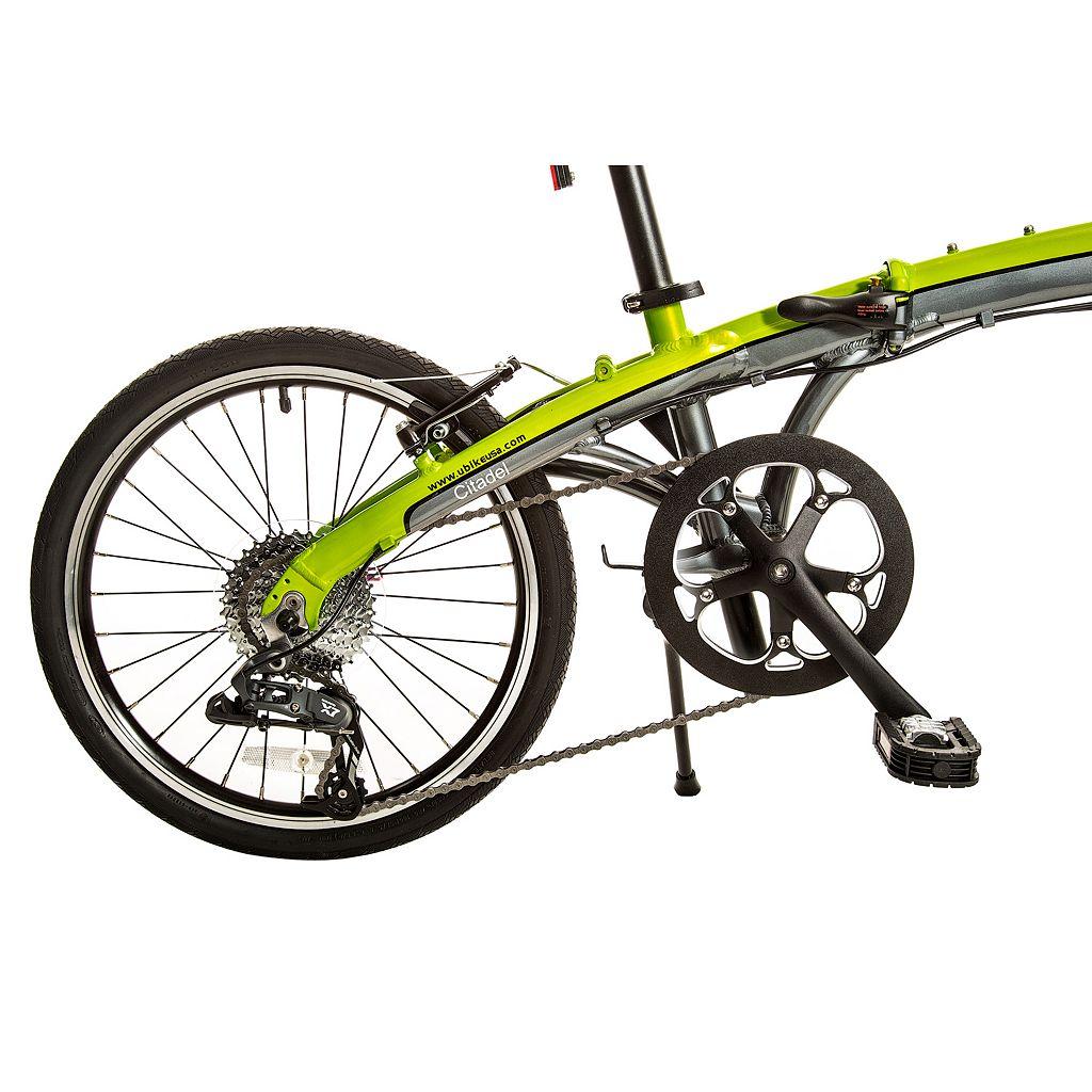 Ubike Citadel 20-in. Folding Bike