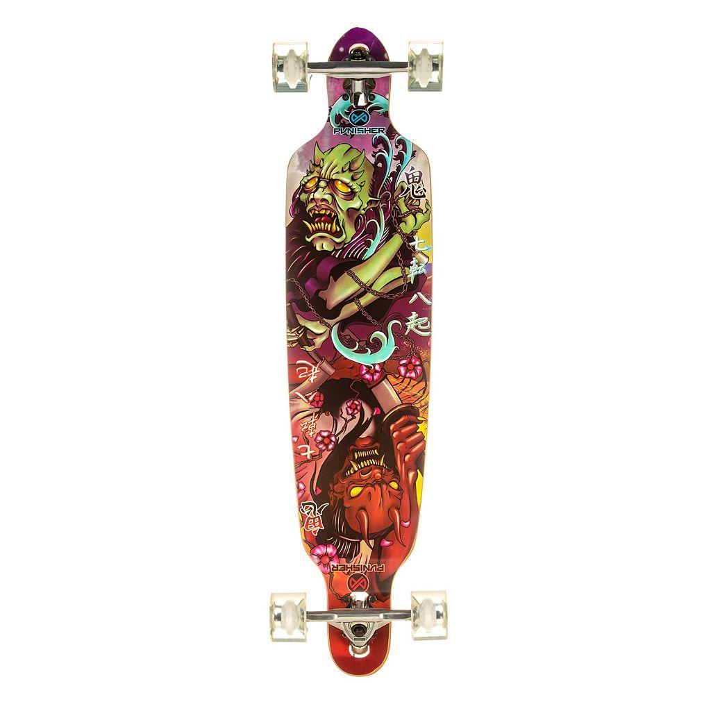 Punisher Skateboards 40-in. Complete Longboard