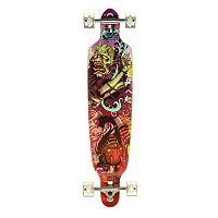 Punisher Skateboards 40-in. Complete Longboard