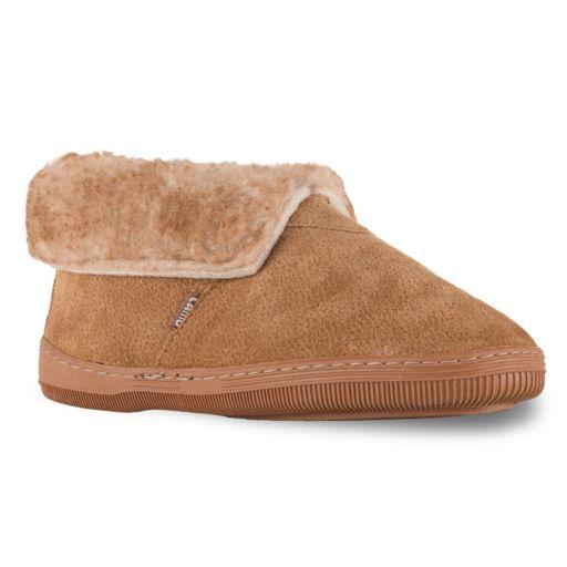 LAMO Men's Suede Bootie Slippers