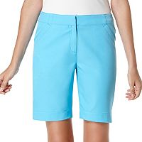 Women's Grand Slam Solid Golf Shorts