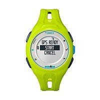Timex Ironman Run X20 Digital GPS Watch