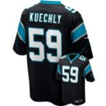 Men's Nike Carolina Panthers Luke Kuechly NFL Replica Jersey