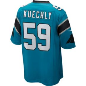 Men's Nike Carolina Panthers Luke Kuechly Replica Jersey