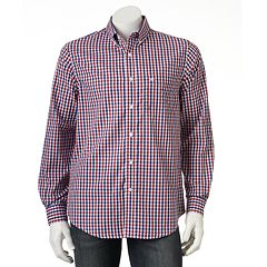Dockers® Plaid Woven Casual Button-Down Shirt - Men