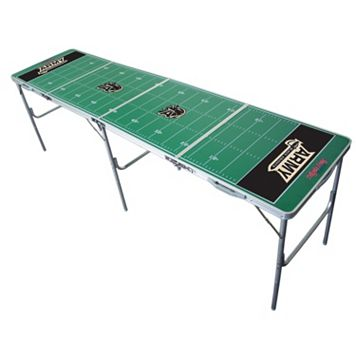 Army Black Knights 2' x 8' Tailgate Table