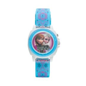 Disney Frozen Anna and Elsa Kids' Sound Digital Watch