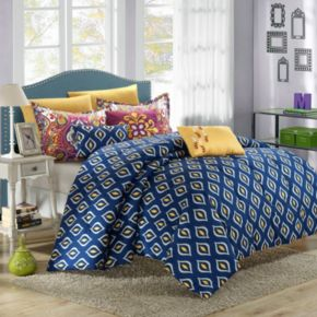 Mumbai 12-pc. Luxury Reversible Bed Set