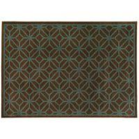 StyleHaven Emma Geometric Tile Rug