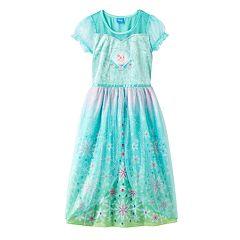 Girls Kids Frozen Sleepwear, Clothing | Kohl's