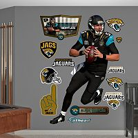 Jacksonville Jaguars Blake Bortles Wall Decals by Fathead
