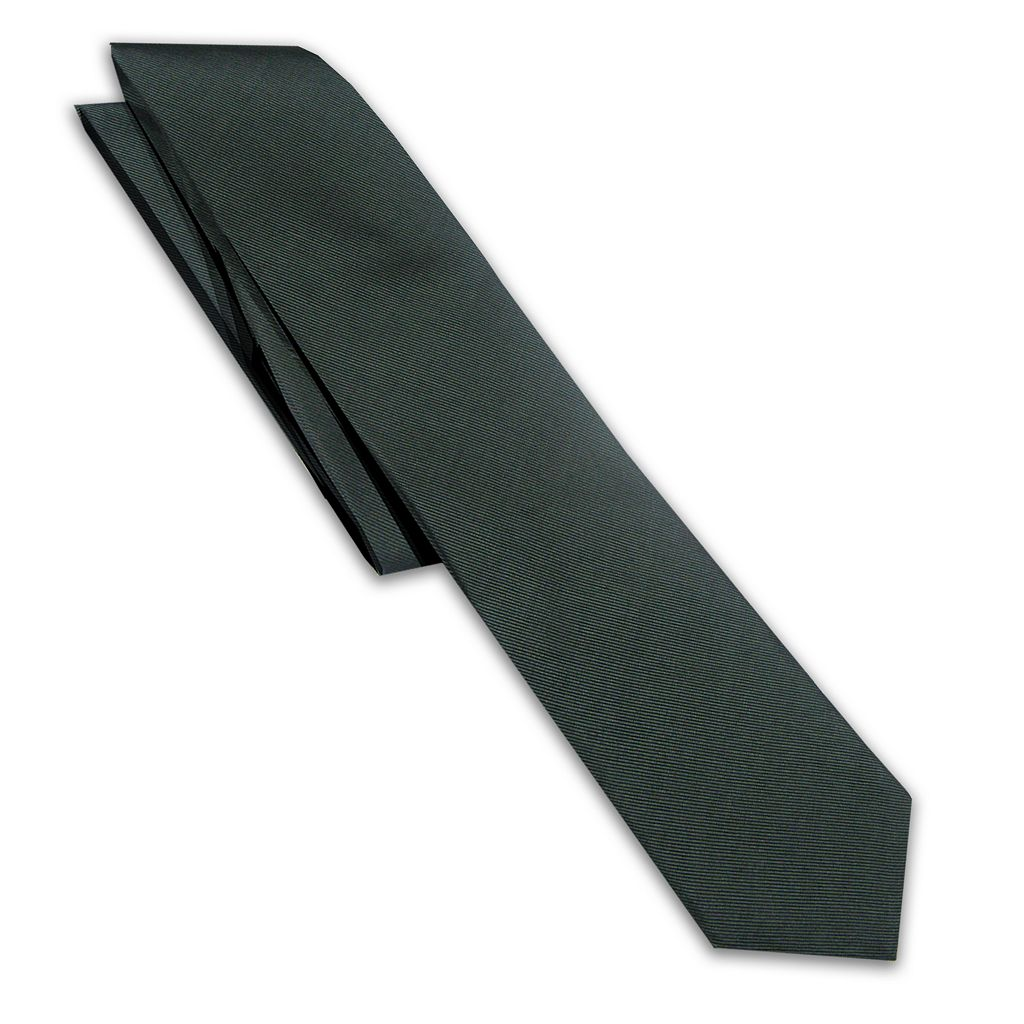 Haggar® 1926 Originals Solid Ribbed Slim Tie - Men