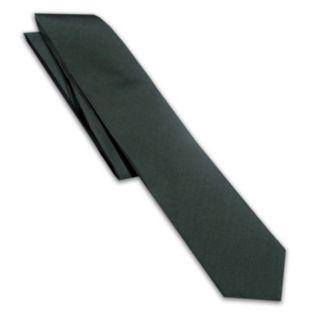 Haggar® 1926 Originals Solid Ribbed Slim Tie - Men